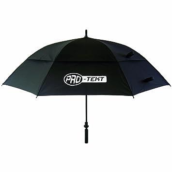 ProTekt Pro - Tekt Paraguas de golf, color negro