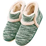 Garatia Winter Vintage Boot Slippers Arctic Solid Indoor Green 6 B(M) US