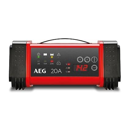 AEG Automotive 97025 Microprocesador Cargador de LT 20 A ...