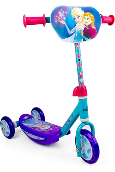 Mondo Frozen - Patinete Twist and Roll 28300: Amazon.es ...