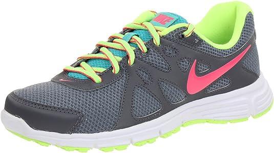 Nike Revolution 2 MSL – Zapatillas Mujer Unidad Guantes Guantes Gris: Amazon.es: Zapatos y complementos