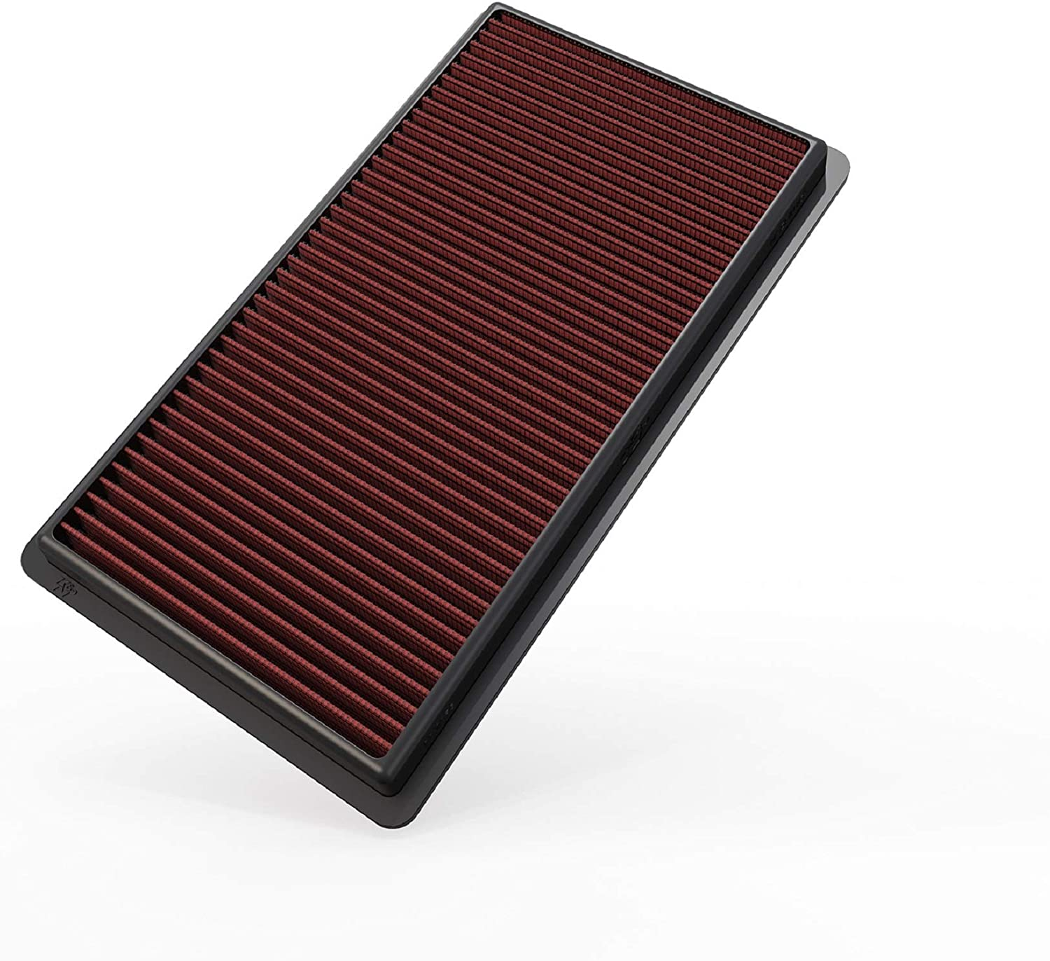 K&N Engine Air Filter: High Performance, Premium, Washable, Replacement Filter: 2007-2019 Ford/Lincoln SUV and Compact V6/L4 (Explorer, Flex, Taurus, Edge, MKT, MKS), 33-2395