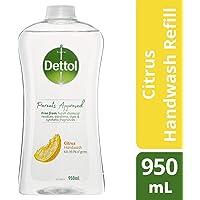 Dettol Parents Approved Hand Wash Citrus Refill, 950ml