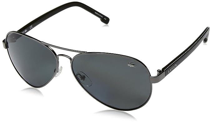 1fe8eaff13 Lacoste L163sp Polarized Aviator Sunglasses