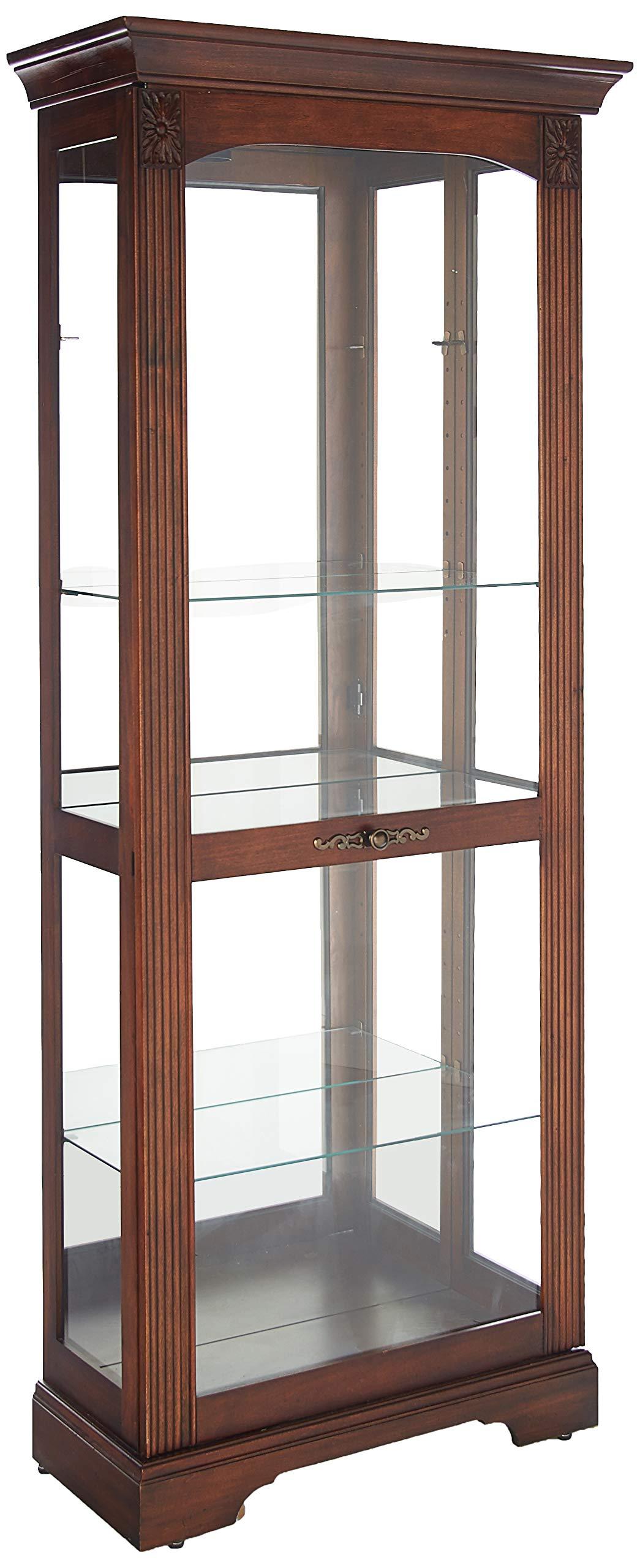 Howard Miller 680-420 Ricardo Curio Cabinet by Howard Miller