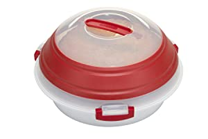 Prepworks by Progressive Red Progressive International BCC-4 Collapsible Party Carrier