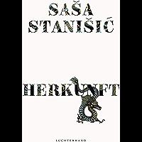 HERKUNFT: Ausgezeichnet mit dem Deutschen Buchpreis 2019 (German Edition) book cover