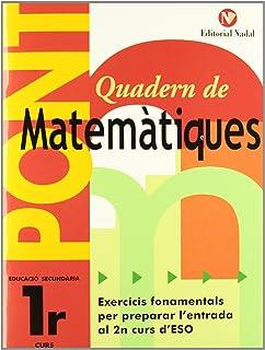 Eso 1 - Matematiques - Pont Eso