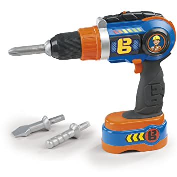 The Taladro Mecánicosmoby Bob Builder 360128 MSVpGUzq