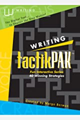 Writing tactikPAK: Fun Interactive Series: 40 Winning Strategies (tactikPAK[™] Book 7) Kindle Edition