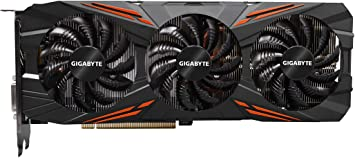 Gigabyte GeForce GTX 1070 Ti Gaming 8 G Tarjeta gráfica ...