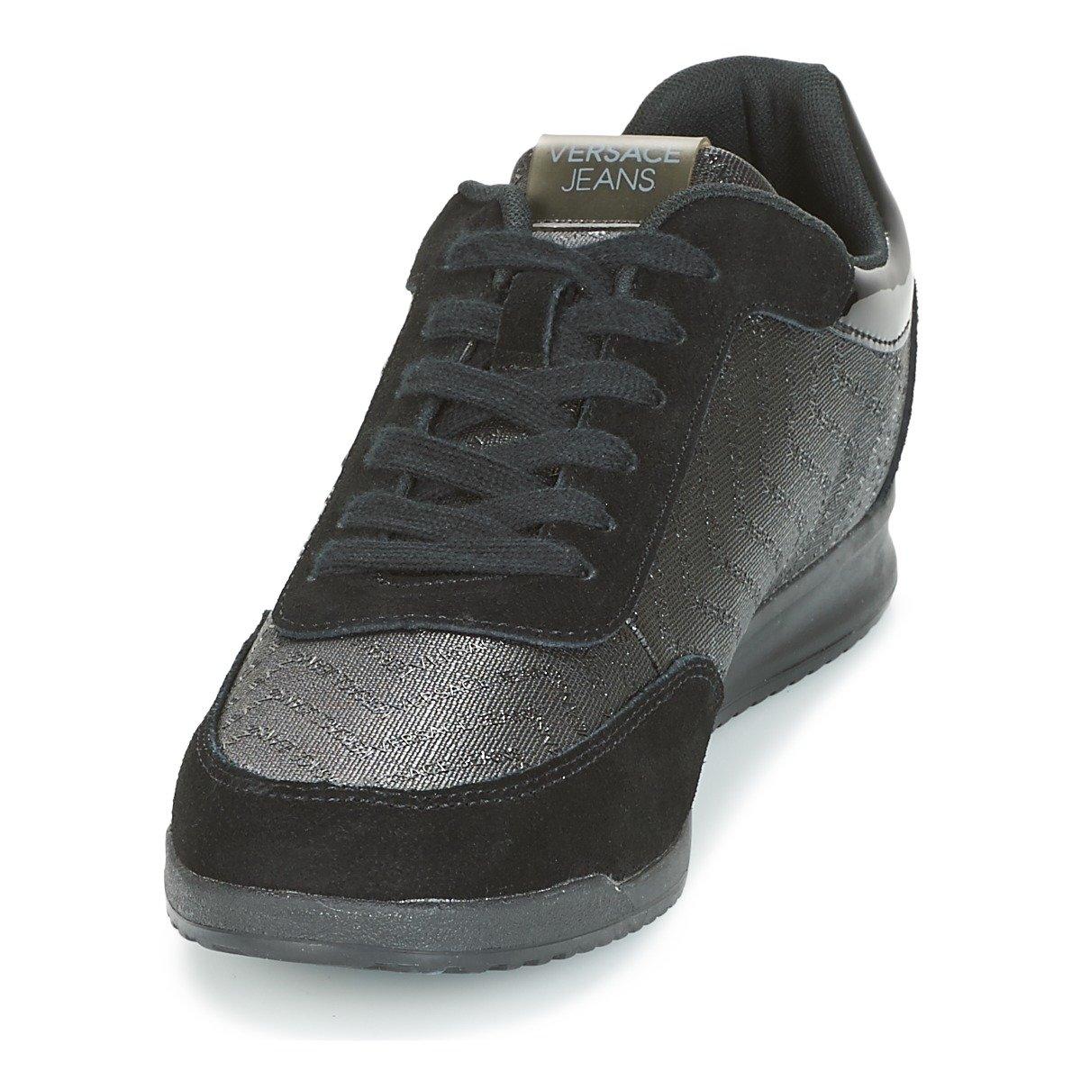 Versace Jeans Linea Fondo Marc Dis 1 Coated Chevron E0YRBSC177150899, Deportivas - 41 EU: Amazon.es: Zapatos y complementos