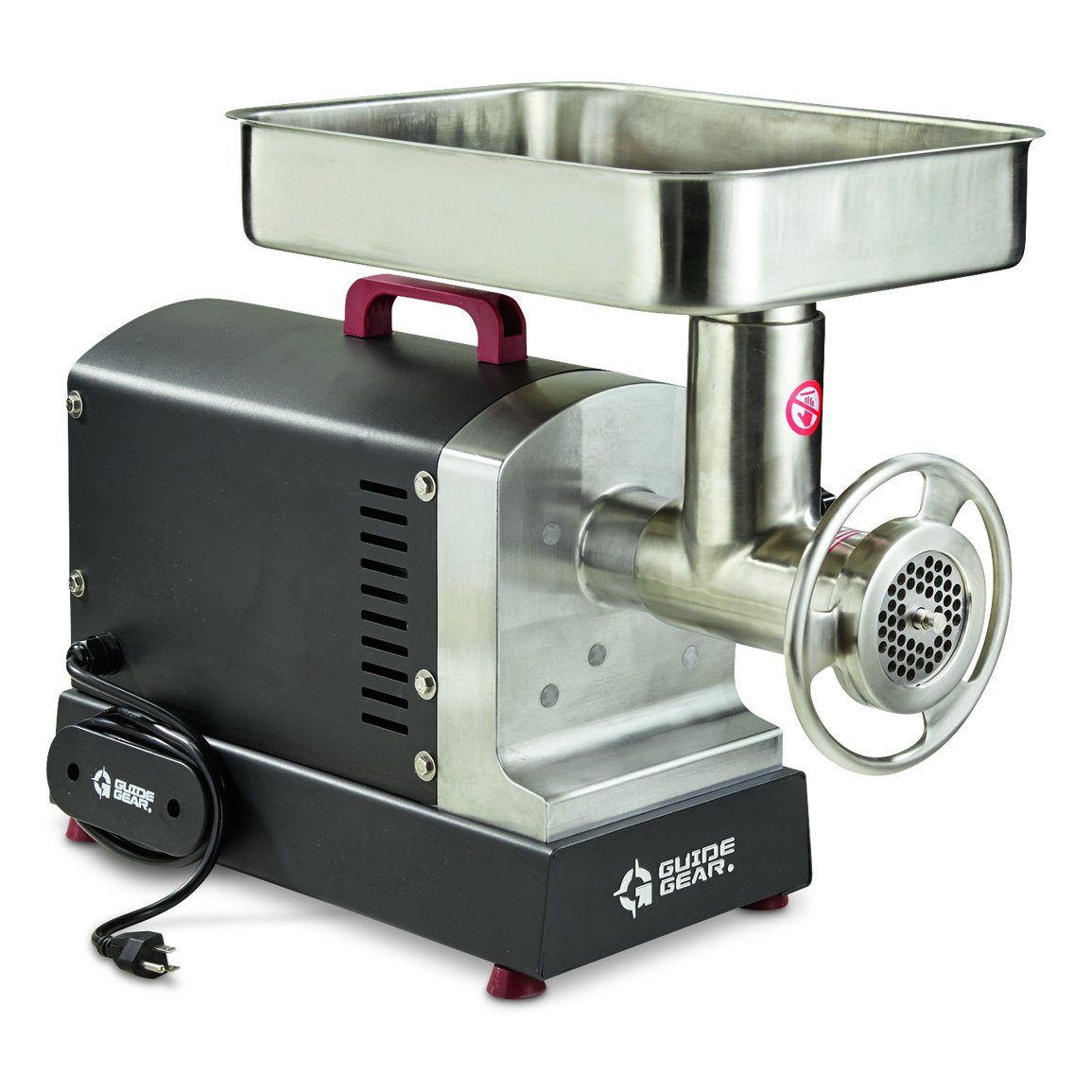 Guide Gear #22 Electric Commercial Grade Meat Grinder 1 hp