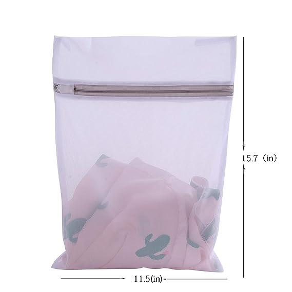 Amazon.com: Alas Aliang bolsa de lavado segura bolsa lateral ...