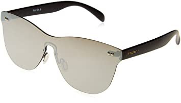 Paloalto Sunglasses p24.6Brille Sonnenbrille Unisex Erwachsene, Rot