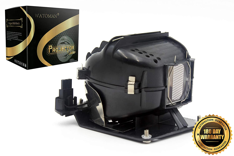 Watoman SP-LAMP-003/SP-LAMP-033 オリジナル交換用プロジェクターランプ ハウジング付き INFOCUS LP70 LP70+ M2 M2+ DP1000Xプロジェクター用   B07F3KVX8Y
