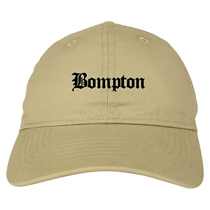 76c01219a7f72 Bompton Blood Dad Hat 6 Panel Baseball Cap Beige. Roll over image to zoom  in. Kings Of NY