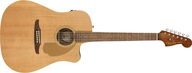Fender Redondo Player Guitarra Acústica - Natural