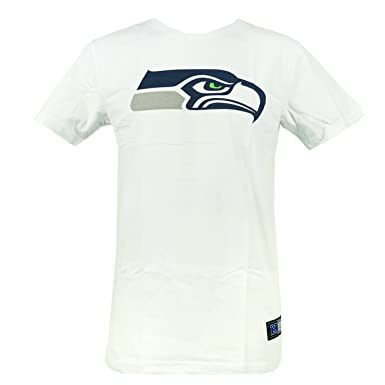 Seahawks Seattle American Football Camiseta té Marina White Blanco XL   Amazon.es  Ropa y accesorios 92f0eeea0ce