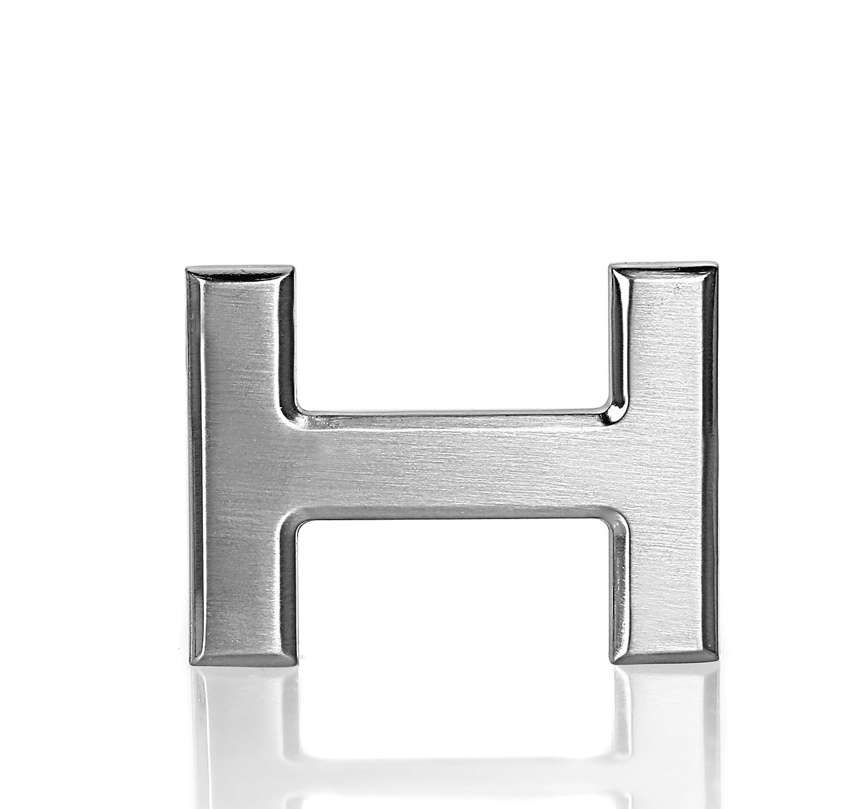 Erdi Ünver - Fibbie per cinture - donna Argento Chrom Taglia unica H Chrom 32mm