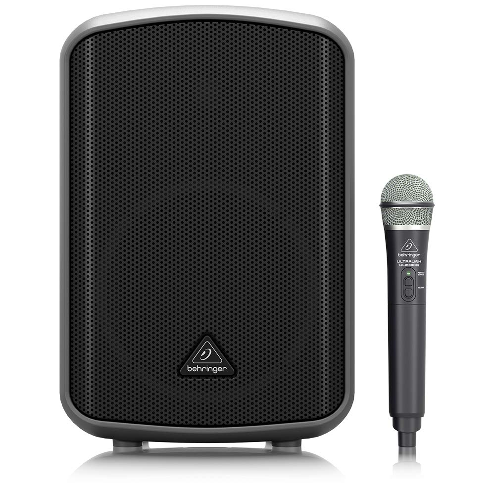 Behringer Europort MPA200BT All-in-One 200-W Speaker with wireless mic