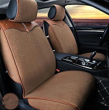AMYMGLL Accesorios para auto totalmente cojín de asiento Set ...