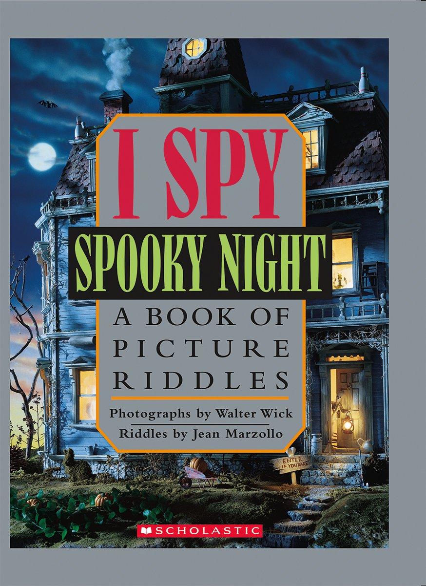 I Spy Spooky Night PDF