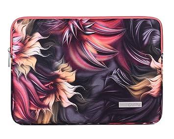 Hermosos colores Funda para Portátiles Maletín con Asa Para Ordenador Portátil Notebook Ultrabook Tablet de Maleta Bolsa de Transporte As Picture 6 14Inch: ...