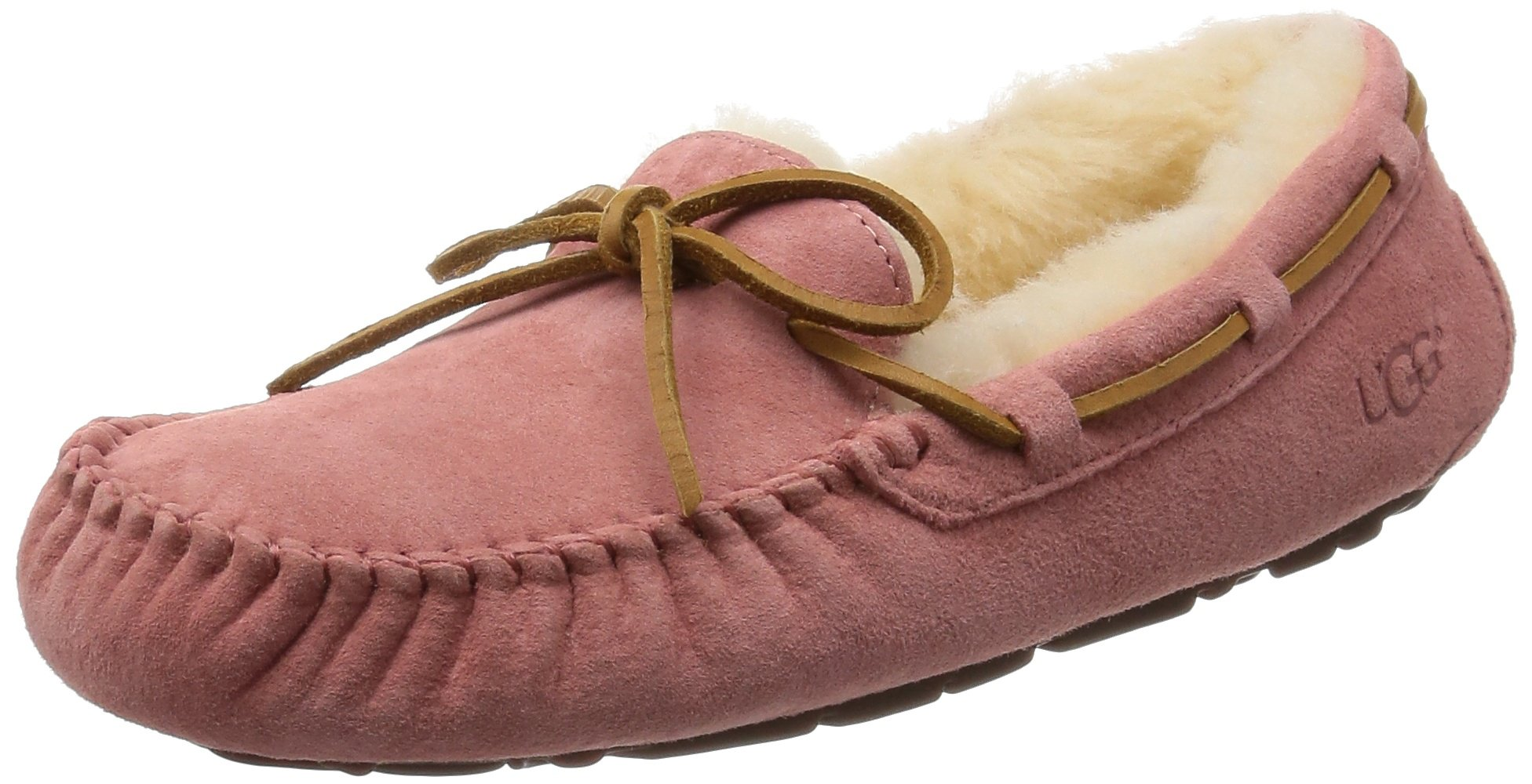 a72478aaa56 UGG Womens Dakota Slippers Chemise Pink Size 5