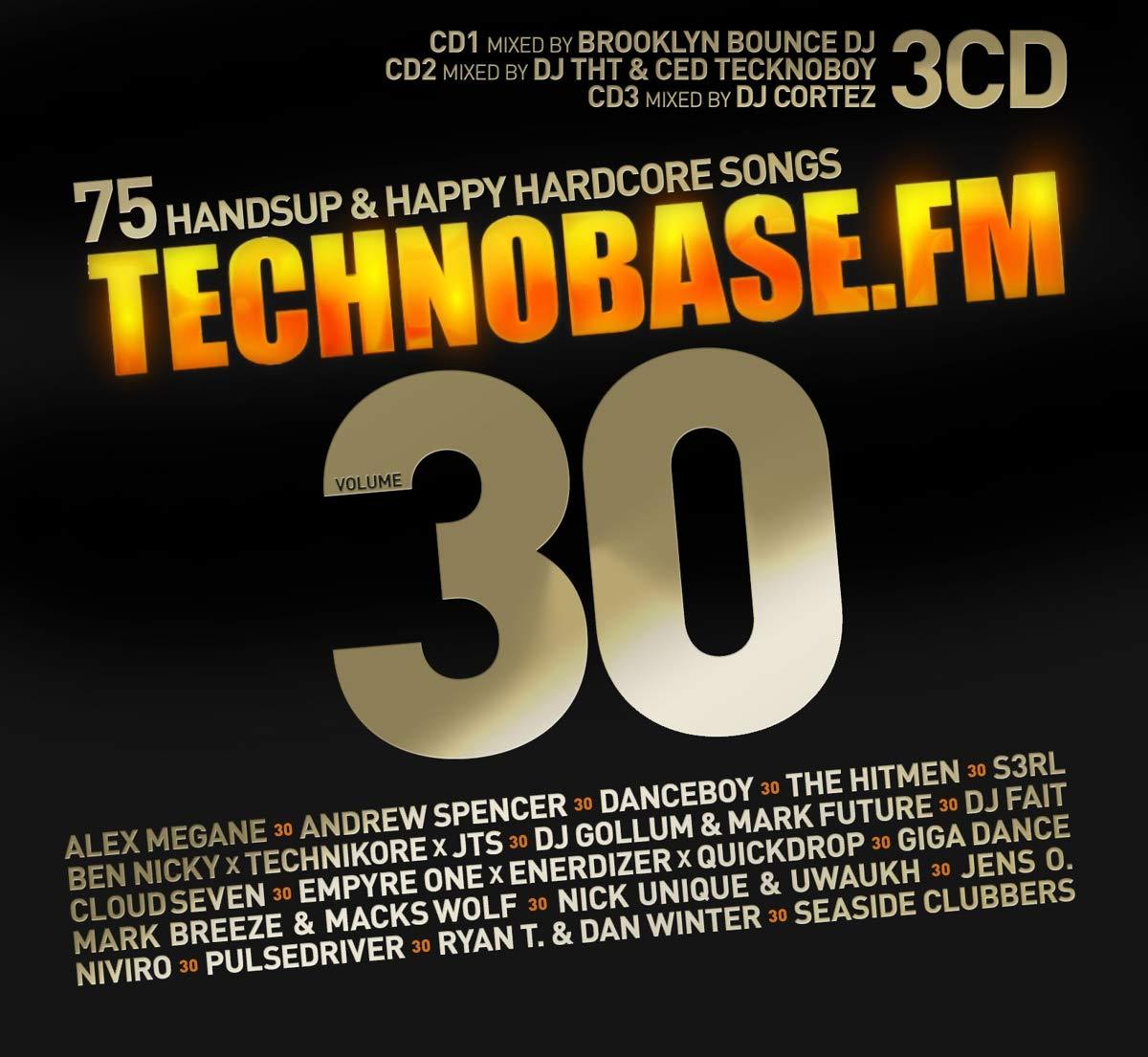 Various Artists - TechnoBase.FM Vol. 30 [CDs ► mixed , Digital ► Edits]