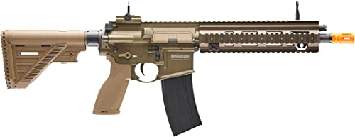Heckler Koch Airsoft Rifle 416 A5 6Mm Tan