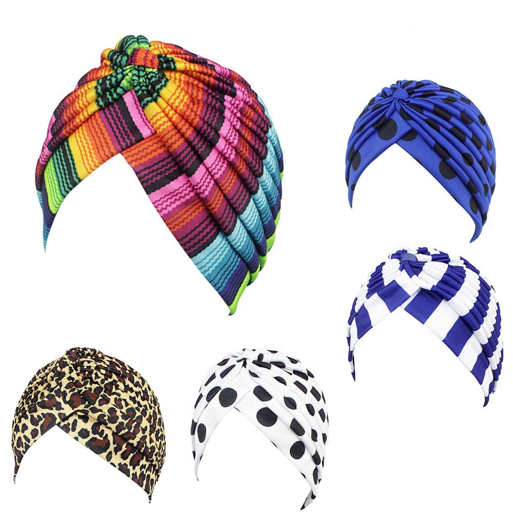 Fascigirl Sombrero Turbante Plisado Turbante Sombrero Abrigo del Pelo para Las Mujeres: Amazon.es: Ropa y accesorios