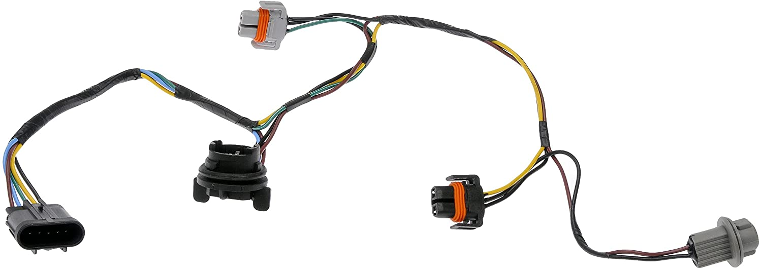 Dorman 645-539 Pigtail Connector - Headlight on