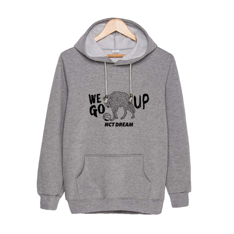 Qaedtls Kpop NCT Dream Album We Go Up Sweater Mark Jeno JiSung ChenLe Hoodie