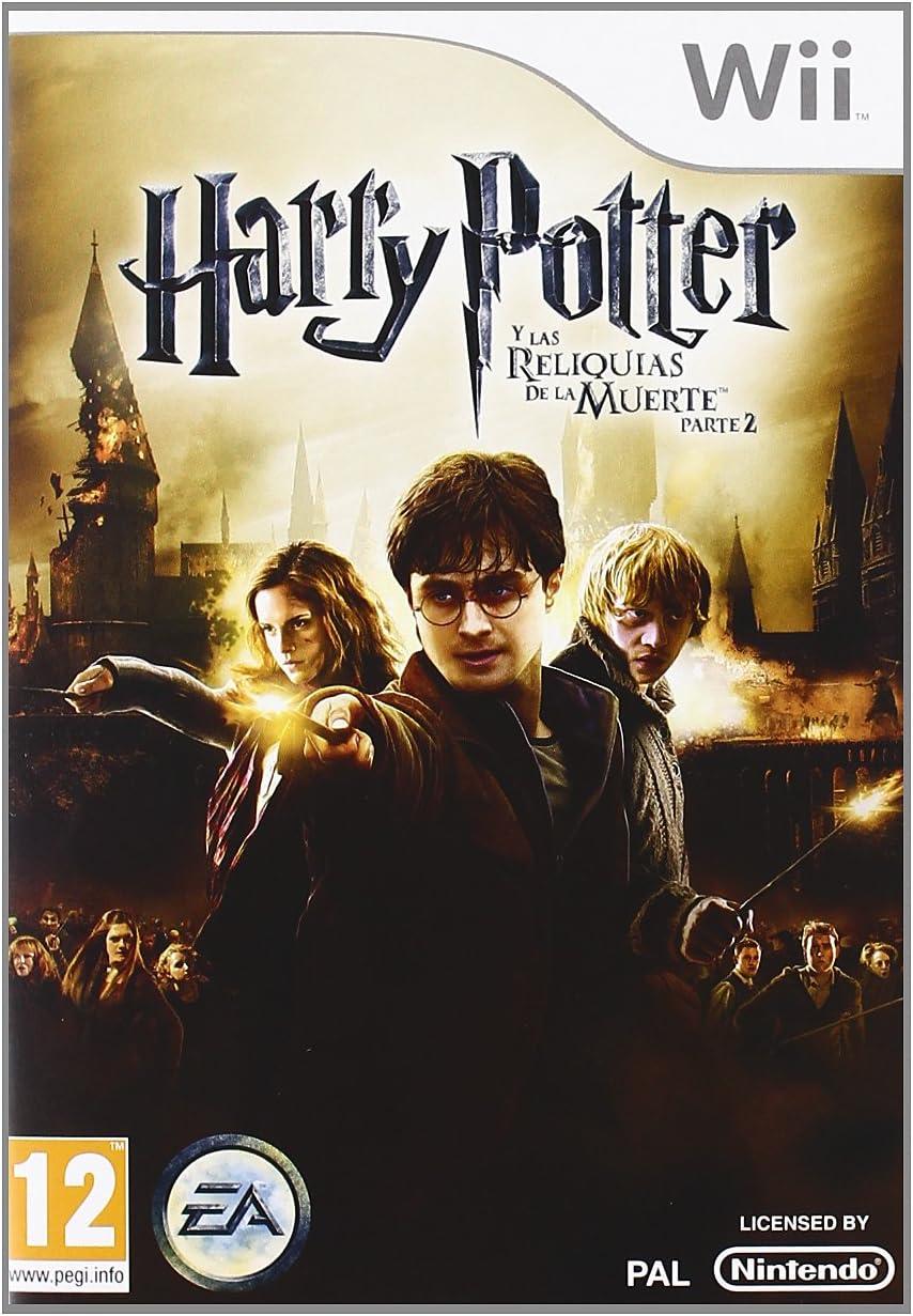 Harry Potter Y Las Reliquias De La Muerte Parte 2 Amazon Es Videojuegos