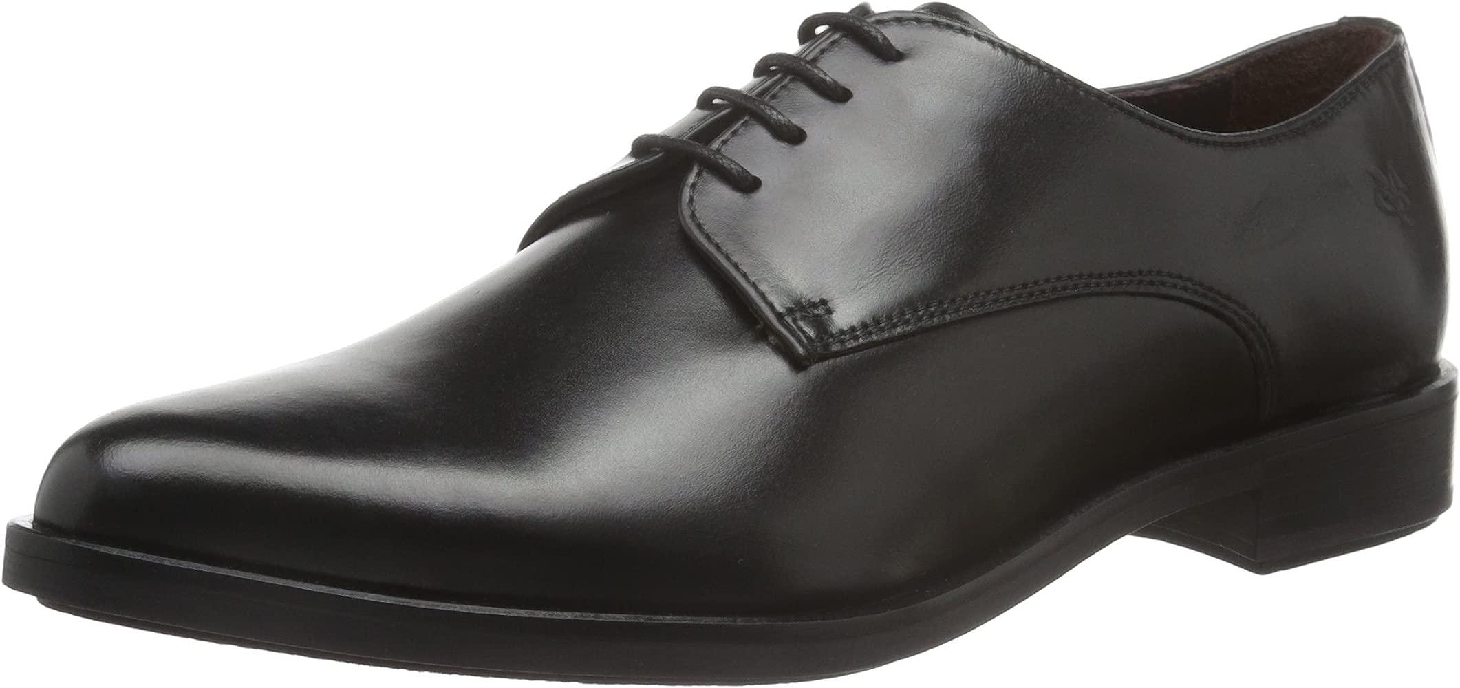 Marc OPolo Schnürschuh - Zapatos Derby Hombre, color Negro (Black ...