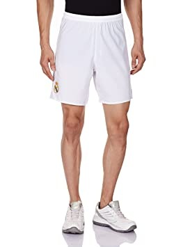 adidas Real Madrid Domicile Replica Short Garçon  Amazon.fr  Sports ... 1a7c5407629