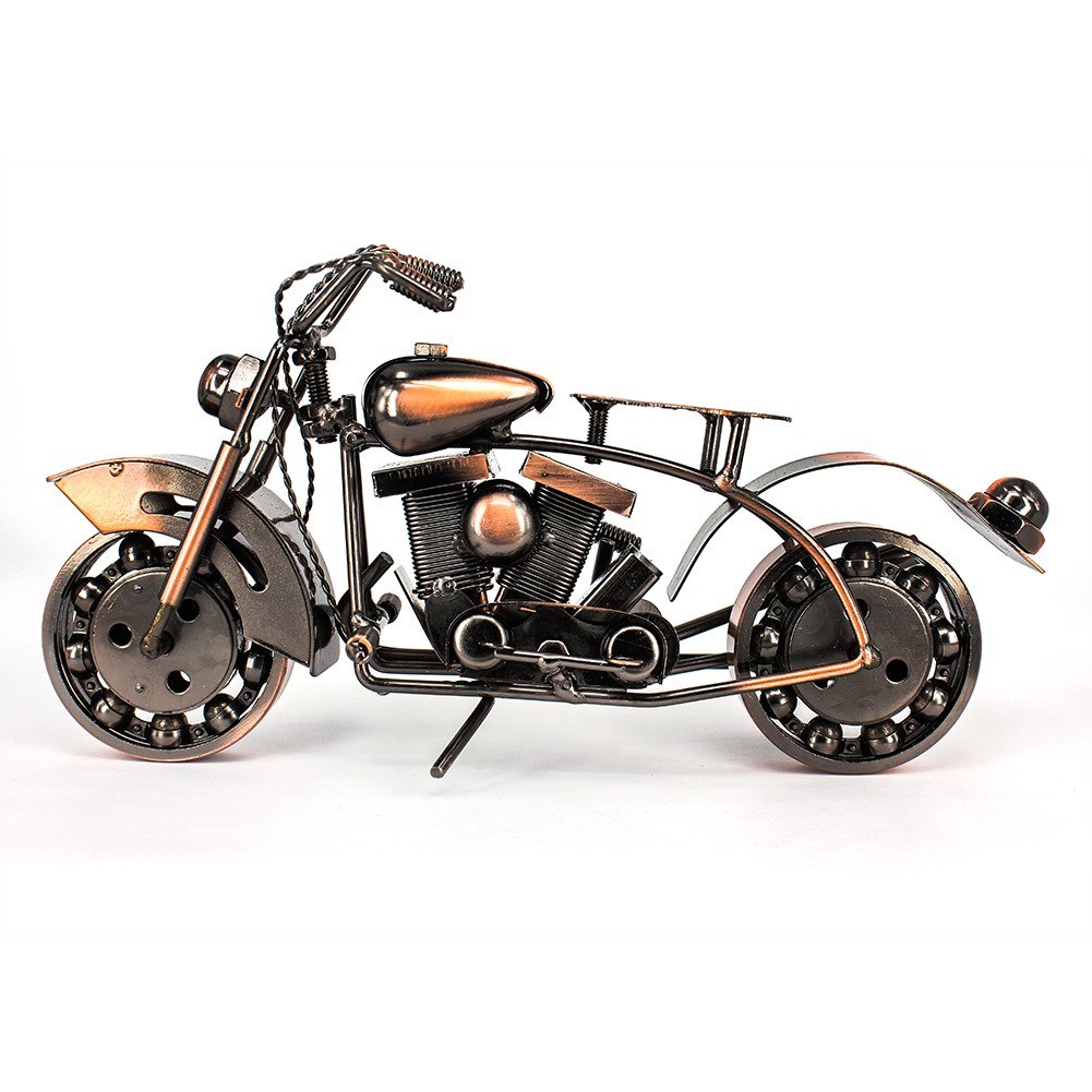 Motorcycle Harley Davidson Handmade Collectible,Handmade Crafts, Super Big XL, M07