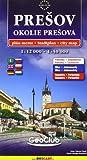 Presov a okoli HC 1:12/50T: Shocart Stadtplan