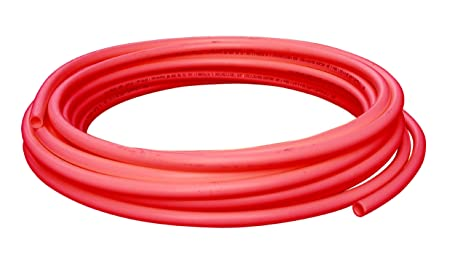 Watts P-12-100R 1/2-Inch By 100-Feet Pex Pipe Coil, Red