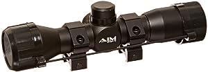 Aim Sports 4X32 Compact Rangefinder Scope