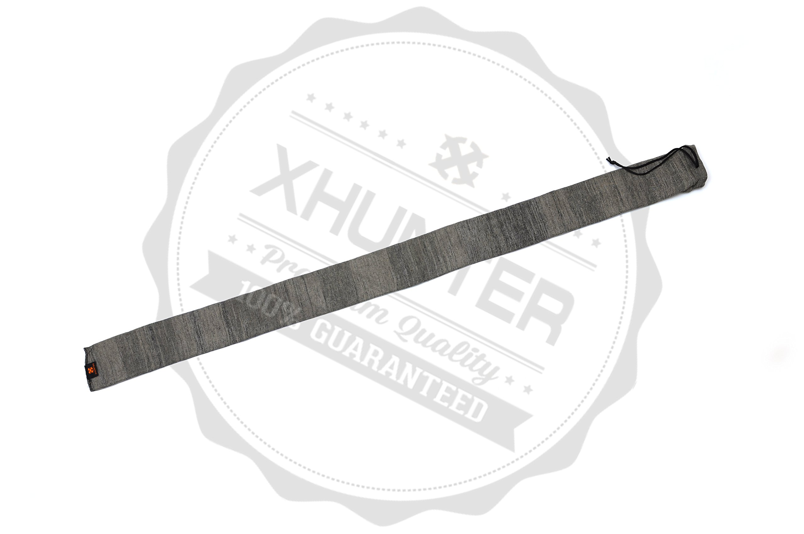 Hunter XHUNTER 4 x GUN SOCK COVER SILICONE TREATED 52'' HUNTING RIFLE SHOTGUN PROTECTION by Hunter