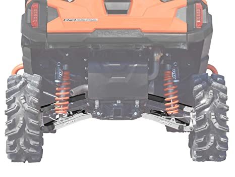 "Polaris General atlaspro 1,5 ""Offset caja Rear A-Arms – blanco"
