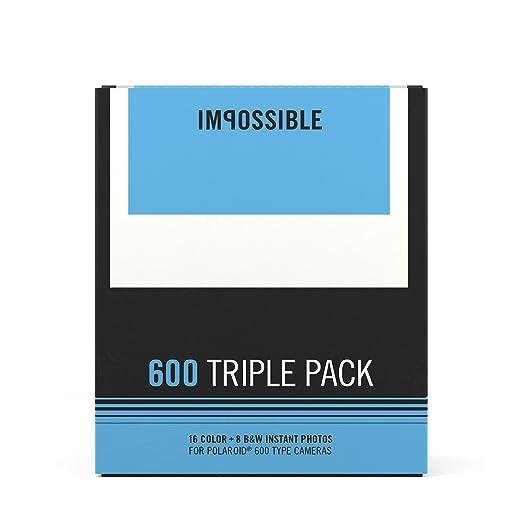 211 opinioni per Impossible, PRD4514, pellicola istantanea per Polaroid 600, a colori