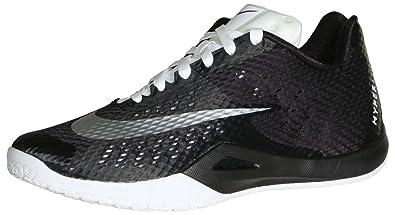 ed30bfc11e4e0 Nike Men's Hyperlive TB Basketball Shoes-Black/White-9.5: Buy Online ...