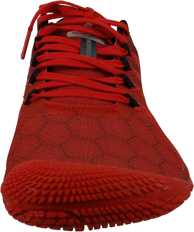 Merrell Vapor Glove 3, Herren Laufschuhe Rot Molten Lava