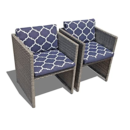 Amazon Com Oc Orange Casual Patio Porch Furniture Set 2 Piece