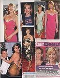 Allison Janney original clipping magazine photo lot #R0285