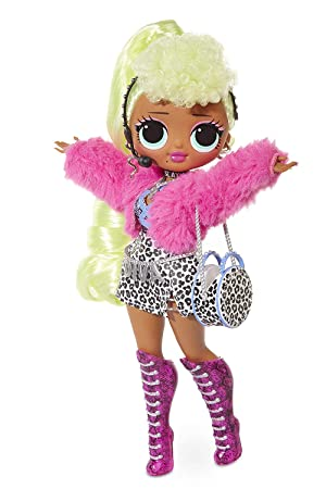 Lol Surprise O M G Diva 559788e7c Fashion Doll 20 Surprises