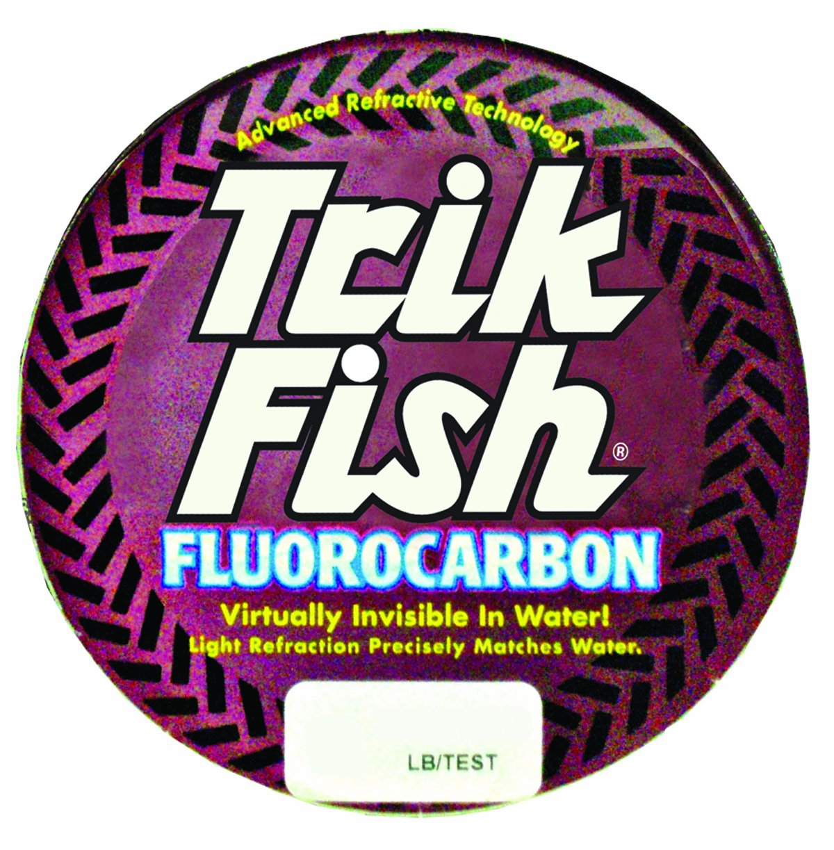 Trik Fish FCB08001 Fluorocarbon 80-Pound by Trik Fish